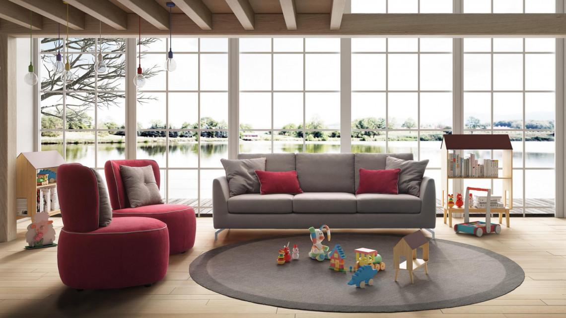 Divano Mike di Le Comfort - Sofa Store